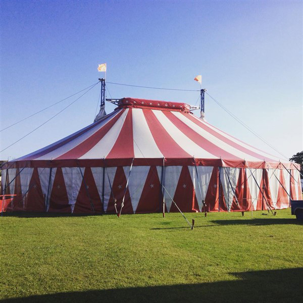 Big Top Hire & Circus Hire | Circus Stardust Entertainment