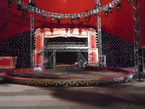 Circus Stardust Entertainment Big Top Hire | Circus Stardust